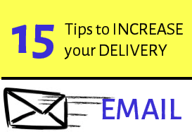 Increase Email Delivery