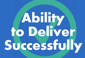 your ability to deliver emails successfully