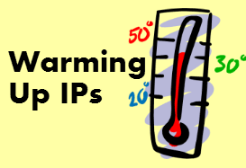 email IP warming