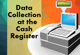 Collecting Data At Cash Register