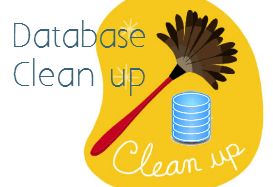 database clean up