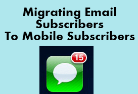 Mobile Email Subscribers