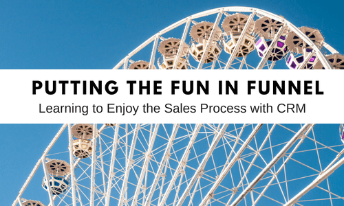 Sales Process with CRM