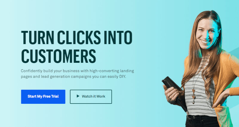 Turn Clicks into Customers