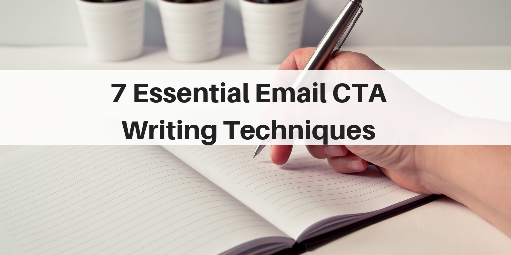 email CTA writing